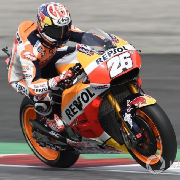 MotoGP: Strategi Pedrosa Buahkan Hasil Maksimal