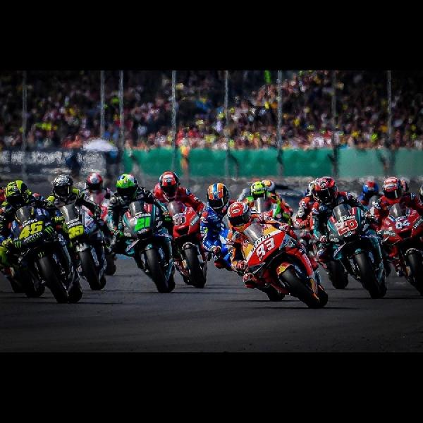 MotoGP Dapat Jalani Dua Balapan dalam Satu Akhir Pekan