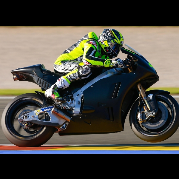 MotoGP: Espargaro Puas dengan Perfoma Aprilia RS-GP