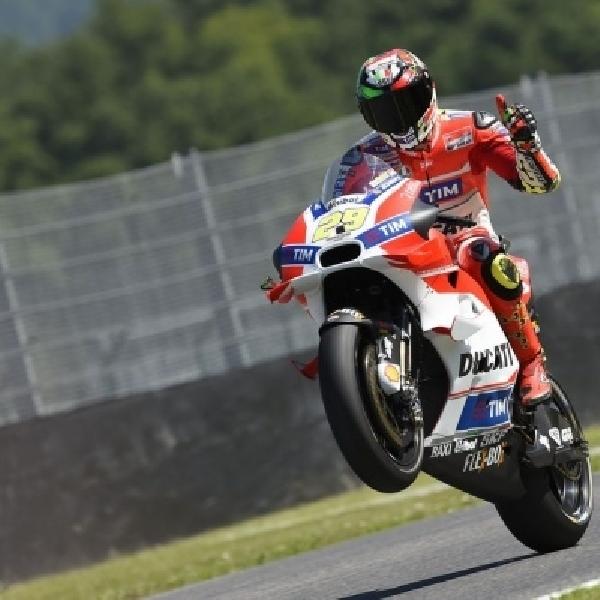 MotoGP: Iannone Masih Teringat Masalah di Mugello