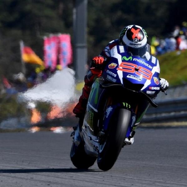MotoGP: Lorenzo Berikan yang Terbaik untuk Yamaha