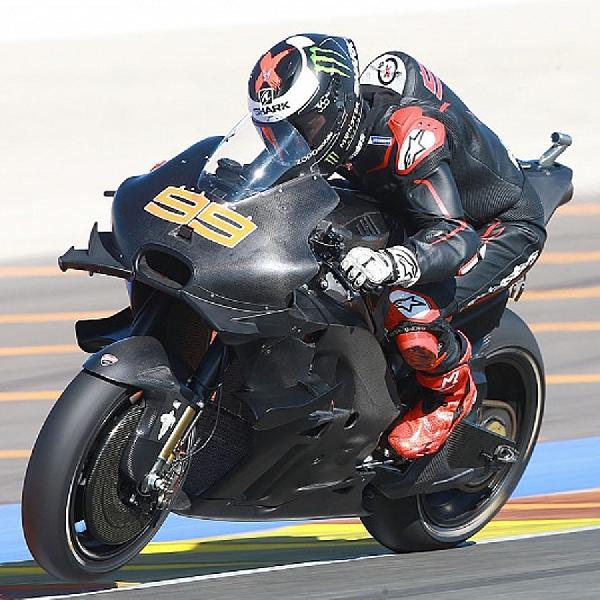 MotoGP: Lorenzo Lakukan Debut Perdana Bersama Ducati
