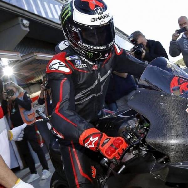 MotoGP: Lorenzo Siap Maksimalkan Motor Ducati