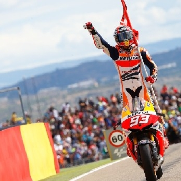 MotoGP: Marquez Juara Dunia MotoGP 2016