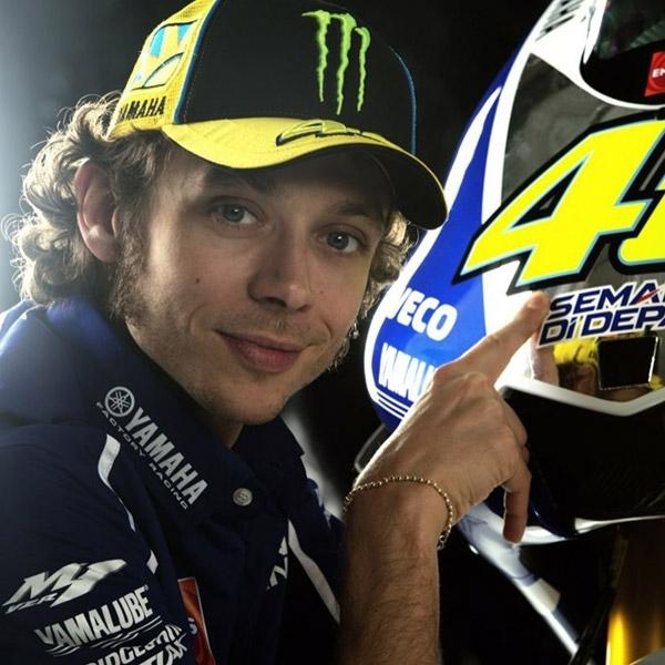 MotoGP: Pensiun di Yamaha, Rossi?