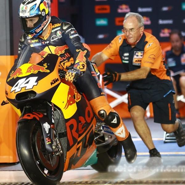 MotoGP: KTM Tidak Gunakan Mesin Barunya di Qatar