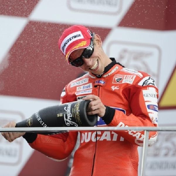 MotoGP: Stoner Geber Ducati Musim Depan?