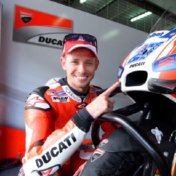 MotoGP: Stoner Langsung Tune-in Dengan Ducati