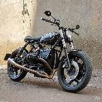Motor Custom BMW R80 Buah Tangan Niks Motorcycles