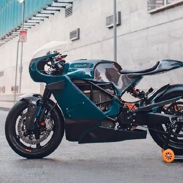 Intip Rupa Keren Sepeda Motor Listrik Kustom Pertama Hasil Kolaborasi Deus dan Zero