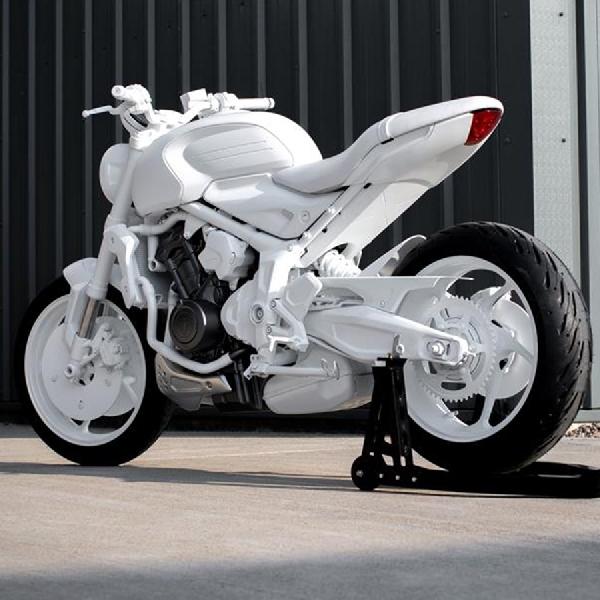 Konsep Triumph Triden 2021 Bocor, Desain Retro-Modern, Mesin 660cc