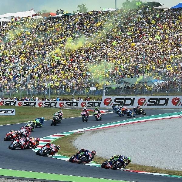 MotoGP: Mugello Batal Jadi Tuan Rumah MotoGP Italia