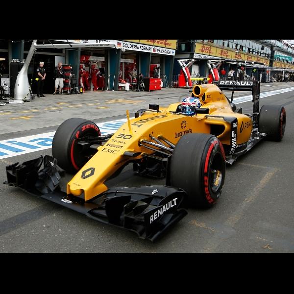 F1: Musim 2017, Renault incar posisi 5 besar di klasemen konstruktor