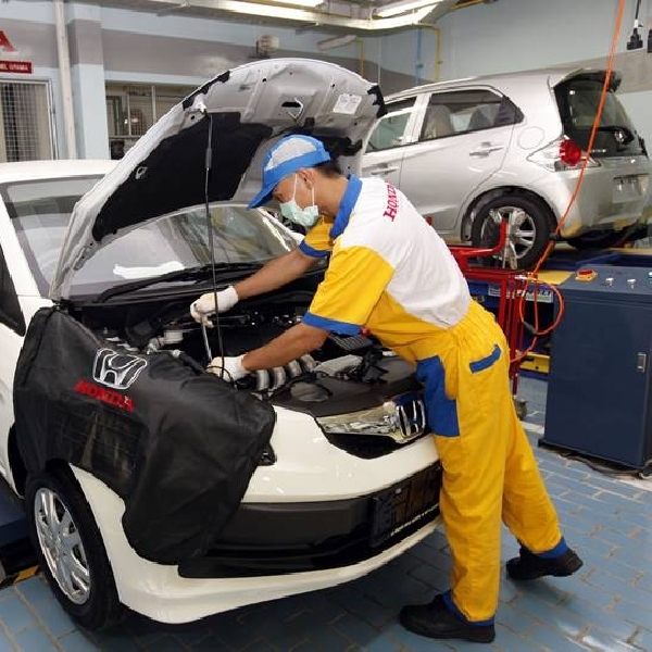 Musim Mudik Tiba, Honda Siapkan 109 Bengkel Siaga