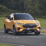 Mustang Mach-E GT 2021, Raja Torsi Ford Stable Hadir Dengan Mode Untamed
