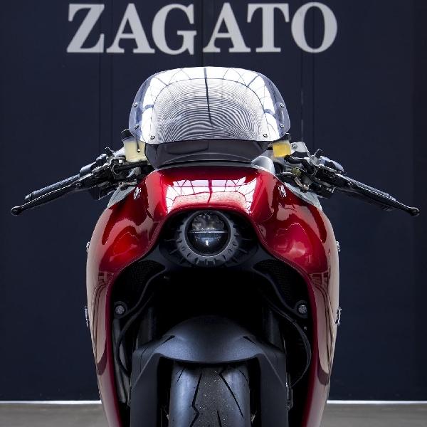 MV Agusta F4Z Hasil Kolaborasi MV Agusta dan Zagato