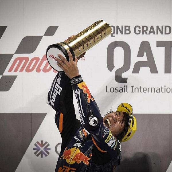 Moto2: Nagashima Yakin Kemenangan Adalah Langkah Besar Menuju MotoGP