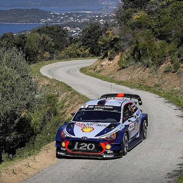 WRC: Thierry Neuville ambil alih Balapan