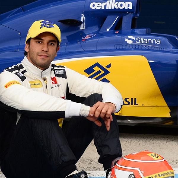 F1: Felipe Nasr Tegaskan akan Tetap Bersama tim Sauber