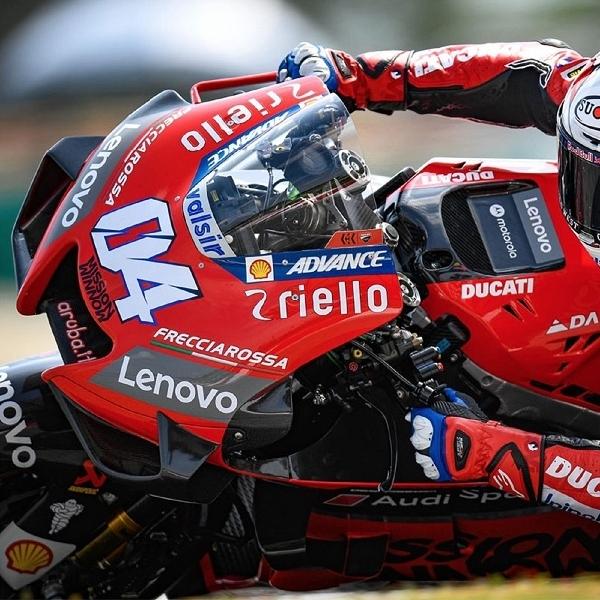 MotoGP: Negosiasi Kontrak Antara Ducati dan Dovizioso Masih 'Mandeg'