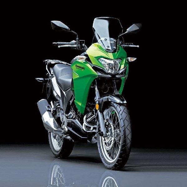 Dua Baru Varian Kawasaki Versys-X 300, Urban dan Advantage