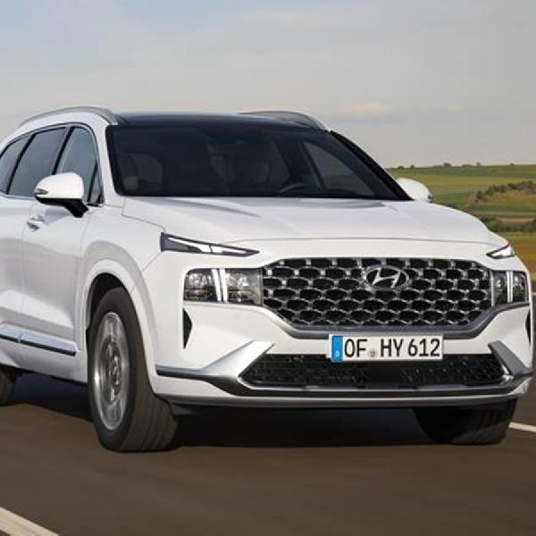 Punya Versi Listrik, Hyundai Santa Fe PHEV akan Hadir di 2021