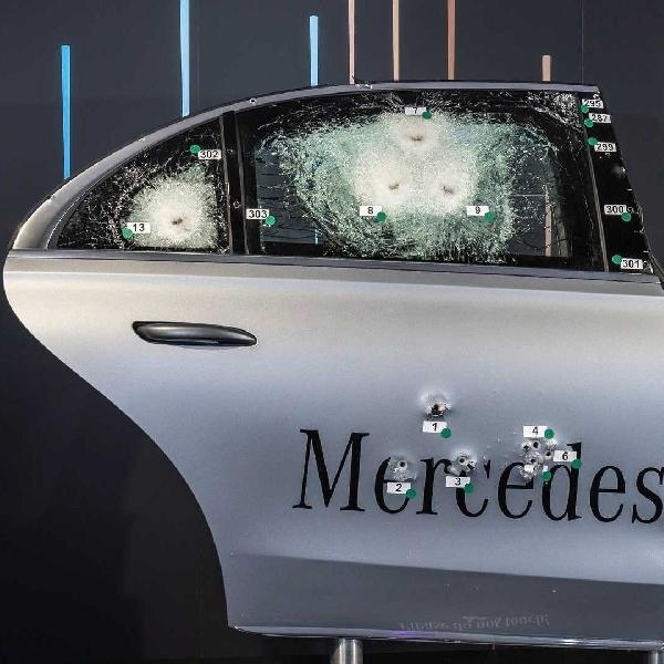 New Mercedes S-Class Guard 2022 Hadir Dengan Perlindungan Anti Peluru
