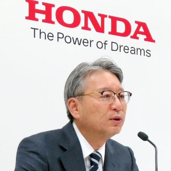Honda Kedatangan Pemimpin Baru