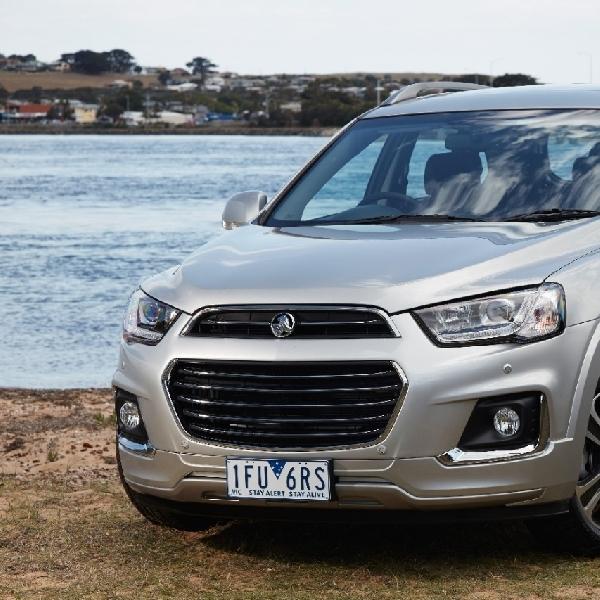 New Chevrolet Captiva Tawarkan Fitur Baru