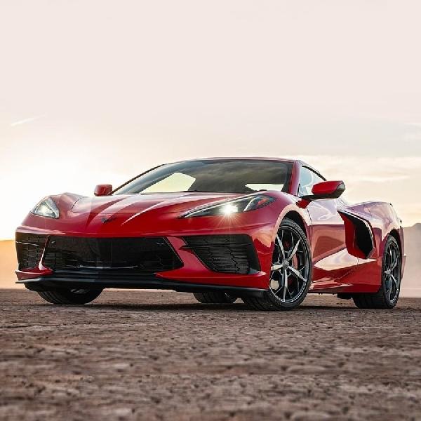 New Chevrolet Corvette Akan Debut Akhir Pekan Ini