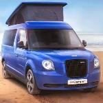 E-Camper Plug in Hybrid Garapan LEVC Inggris Ini Punya Jangkauan 98km
