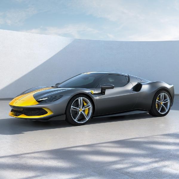 New Ferrari 296 GTB, Bawa V6 Turbocharged Hybrid dan Tenaga 819 Hp