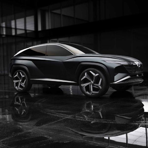 "Hyundai Tucson ""New Generation"", Mirip Robocop"