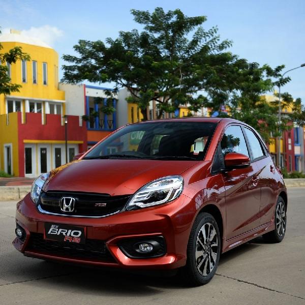 New Honda Brio dan New Honda Civic 'Dongkrak' Penjualan di Bulan Mei 2016