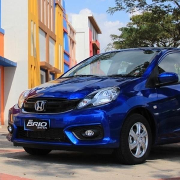 Menguji Ketangguhan dan Fitur New Honda Brio Satya