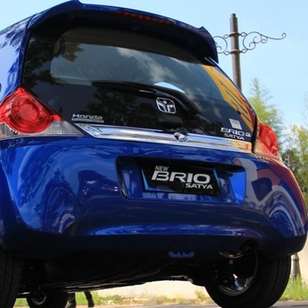 Apa yang Membuat Tenaga New Honda Brio Meningkat?