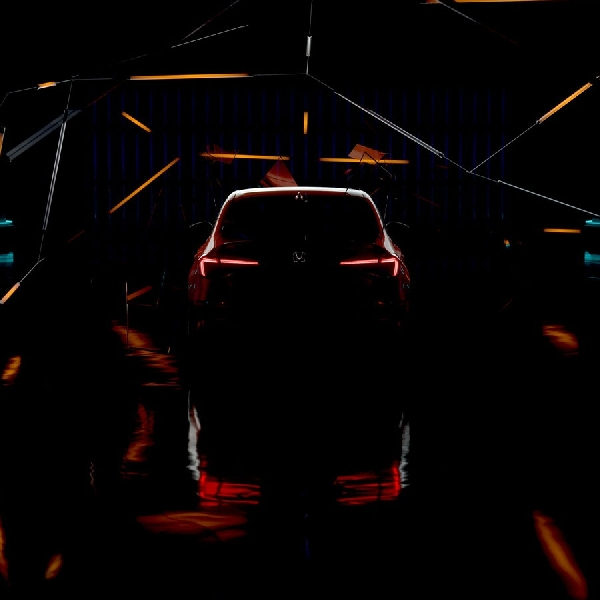 New Honda Civic Sedan 2022 Debut Minggu Depan Dalam Bentuk Prototipe
