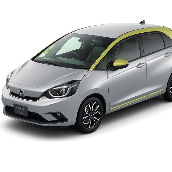 Honda Fit Mulai Dijual di Jepang