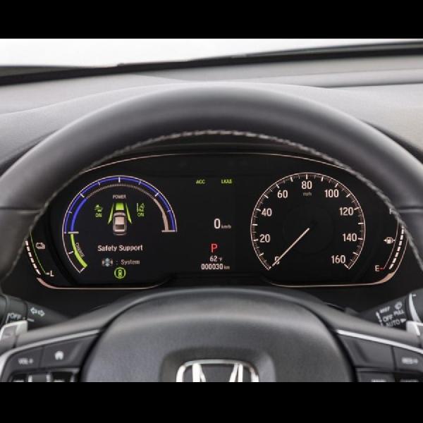 New Honda Insight 2019 Konsumsi BBM Mencapai 50 Mpg