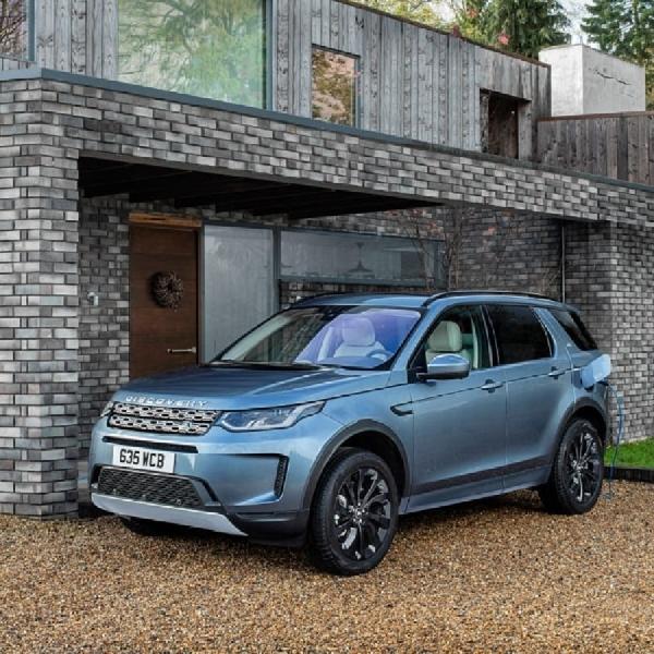 Land Rover Rilis Discovery Sport dan Evoque plug-in hybrid