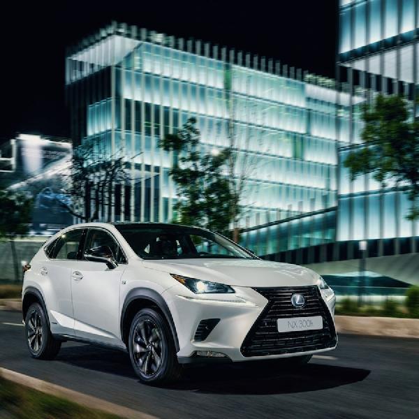 Mulai Juli 2018, Lexus Jual Tiga Model NX Sport