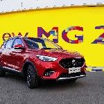 Morris Garage Rilis New MG ZS, Penyegaran Total Eksterior, Interior dan Dapur Pacu