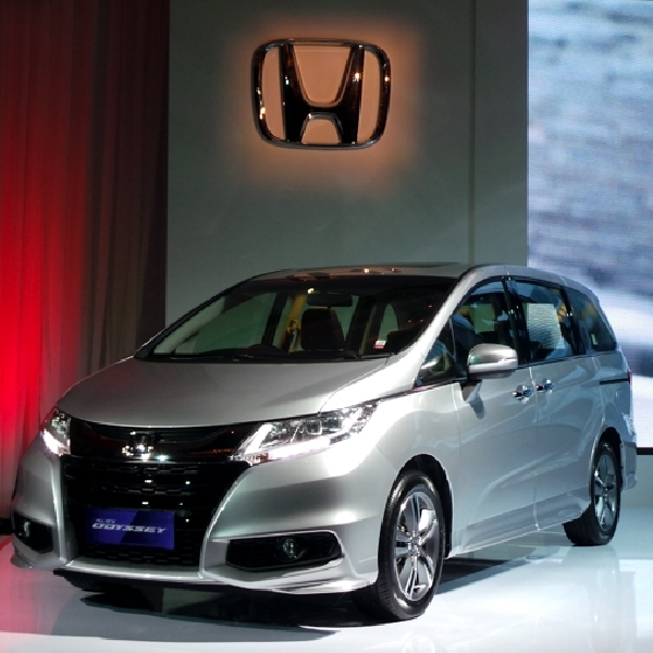 New Odyssey dan New City, Senjata Baru Honda di Indonesia