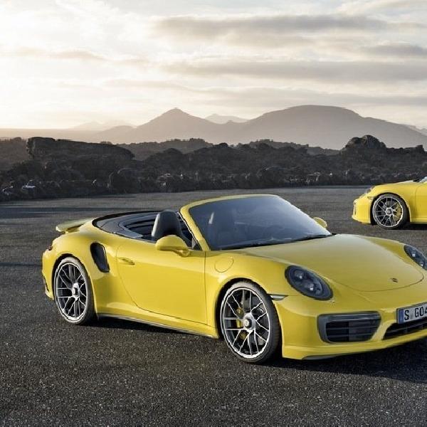 New Porsche 911 Turbo dan Turbo S Lebih Baik dalam Segala Hal