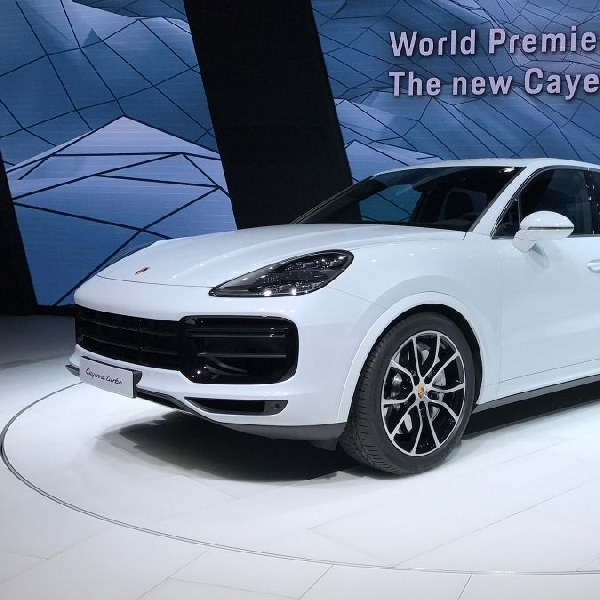 New Porsche Cayenne Resmi Dikenalkan