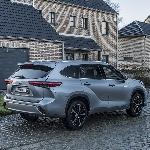 Toyota Highlander Hybrid Siap Dijual di Eropa Tahun Ini