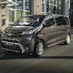 Proace, Van Listrik Toyota akan Debut di Eropa 2021