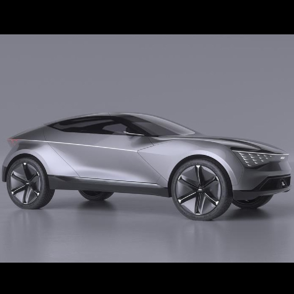 KIA Motor Luncurkan New Futuron Concept Full Electric