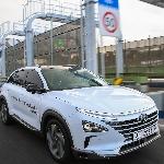 Hyundai Nexo Raih Penghargaan Game Changer