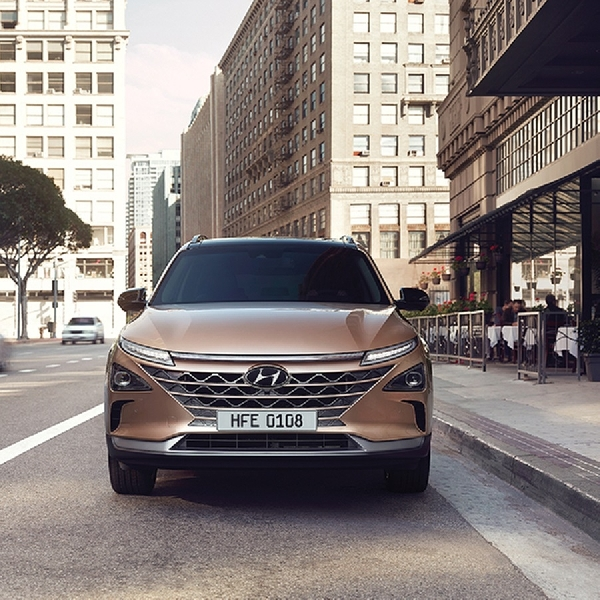 Raih Next Green Car Awards, Hyundai Pede Bikin Kendaraan FCEV